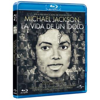 Michael Jackson: La vida de un ídolo - Blu-Ray