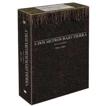 Pack A dos metros bajo tierra Serie Completa - DVD