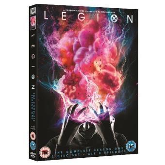 Legion  Temporada 1 - DVD