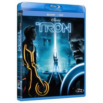 Tron: Legacy - Blu-Ray + DVD