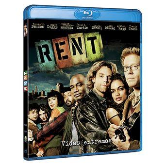 Rent - Blu-Ray
