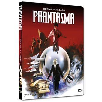 Phantasma - Ed 40 aniversario remasterizada  - DVD