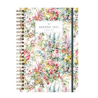Agenda Anual 2021 Leblue Floral