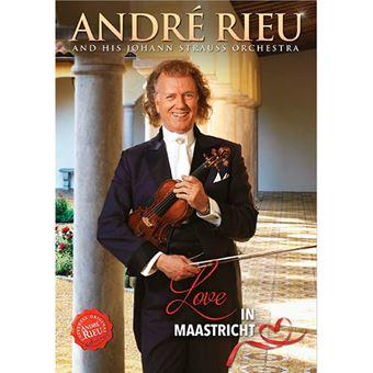 Love in Maastricht - DVD