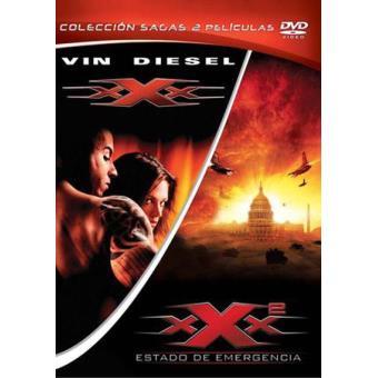 Pack xXx + xXx 2 - DVD