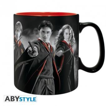 Taza Harry Potter, Ron, Hermione