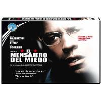 El mensajero del miedo - DVD Ed Horizontal
