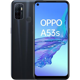 OPPO A53s 6,5'' 128GB Negro
