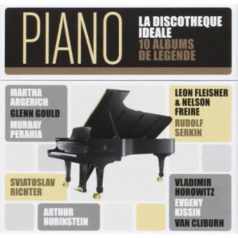 The Perfect Piano Collection (10 CD)