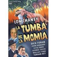 La tumba de la momia - DVD