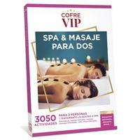 Caja regalo CofreVIP Spa y masaje para dos