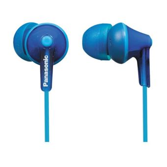 Auriculares Panasonic  RP-HJE125E-A Azul