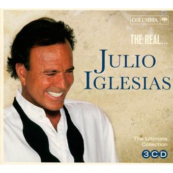 The Real... Julio Iglesias (3 CD)