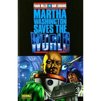 Martha washington 3: Martha Washington Saves the World