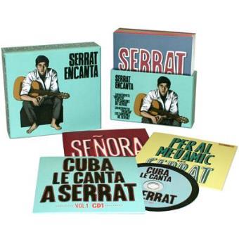 Serrat Encanta (Ed. 10 Cds)