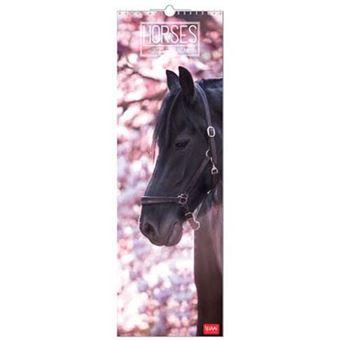 Calenadio 2020 Legami Horses - 16x49cm