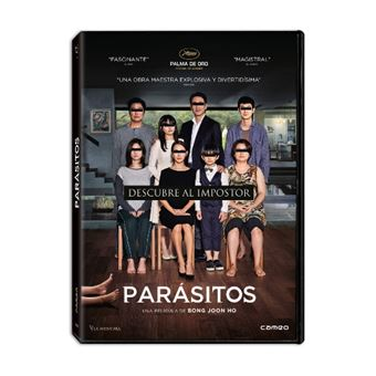 Parásitos - DVD