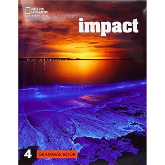 Impact 4 - Grammar Book