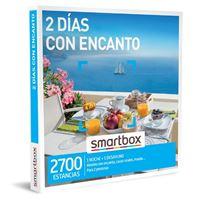 Caja Regalo Smartbox - Dos días con encanto