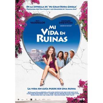 Mi vida en ruinas - DVD