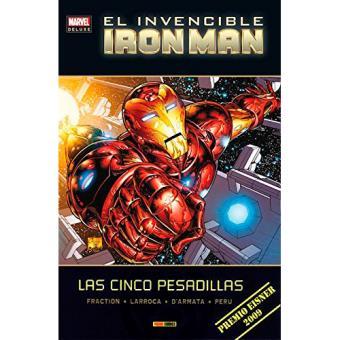 El invencible Iron Man 1 - Las cinco pesadillas
