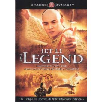 The Legend - DVD
