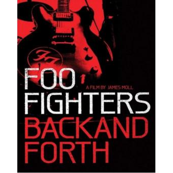 Back And Forth (Formato Blu-Ray)