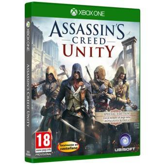 Assassin's Creed: Unity Edición Especial Xbox One