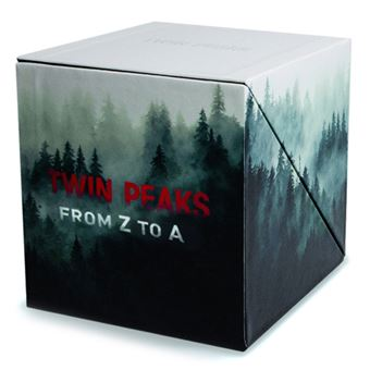 Twin Peaks: From Z To A  Serie Completa Ed Limitada Premium - UHD + Blu-Ray
