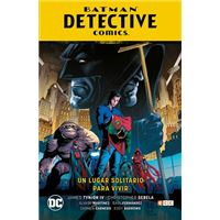 Batman: Detective Comics vol. 5: Un lugar solitario para vivir (Batman Saga - Renacimiento parte 5)