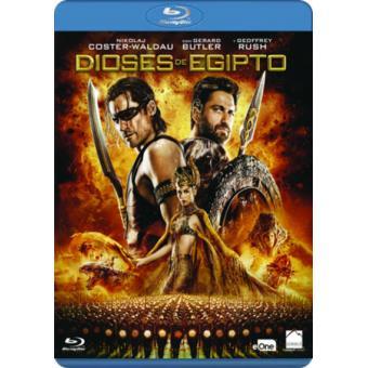 Dioses de Egipto - Blu-Ray