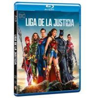 Liga de la Justicia - Blu-Ray