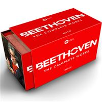 Box Set Beethoven. Complete works - 80 CDs + Libro