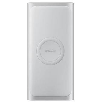 Powerbank Samsung Wireless Battery Pack 10000 mAh Plata