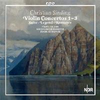 Violin Concertos Nº 1-3