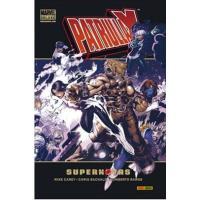 Patrulla X. Supernovas. Marvel Deluxe