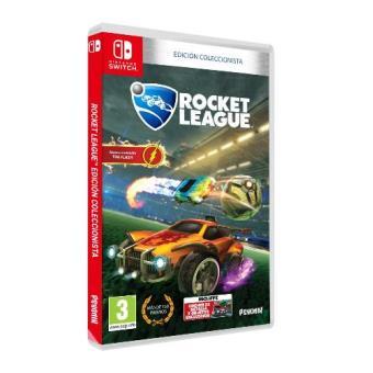 Rocket League Ed Coleccionista Nintendo Switch Para Los Mejores