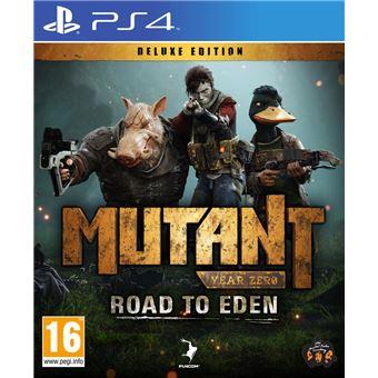 Mutant Year Zero: Road to Eden - Deluxe Edition - PS4