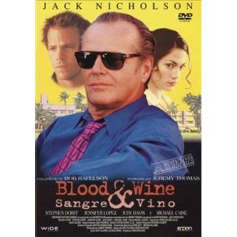 Sangre y vino (Blood & Wine) - DVD