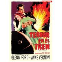 Terror en el tren - DVD