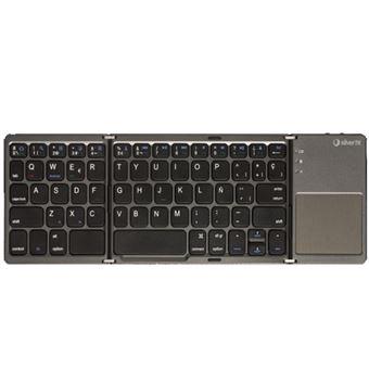 Teclado Plegable Touchpad SilverHT
