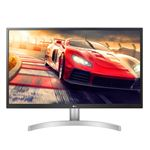 Monitor gaming LG 27UL500-W 27'' 4K UHD 60Hz Blanco