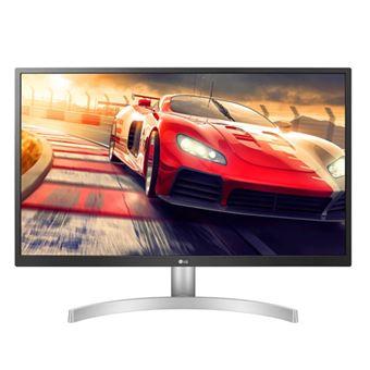 Monitor gaming LG 27UL500-W 27'' 4K UHD 60Hz Blanco
