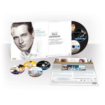 Pack Paul Newman (Ed. Limitada Vinilo) - Blu-Ray