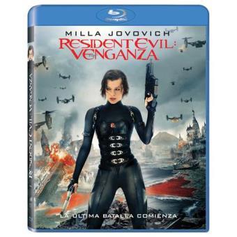 Resident Evil 5: Venganza - Blu-Ray
