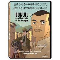 Buñuel en el laberinto de las tortugas - DVD