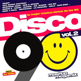 Disco 90 Vol. 2 - 3 CD