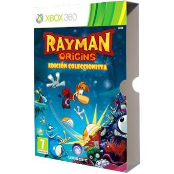 Rayman Origins Edición Coleccionista Xbox 360 (Exclusiva Fnac)
