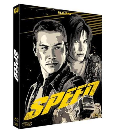 Speed - Ed Iconic - Blu-Ray