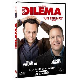 ¡Qué dilema! - DVD
